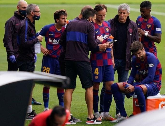 Messi chống đối HLV Setien, Barcelona chuẩn bị thay tướng - Ảnh 3.