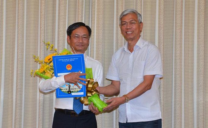 TP HCM bổ nhiệm Phó giám đốc Sở Tài Nguyên và Môi trường - Ảnh 1.