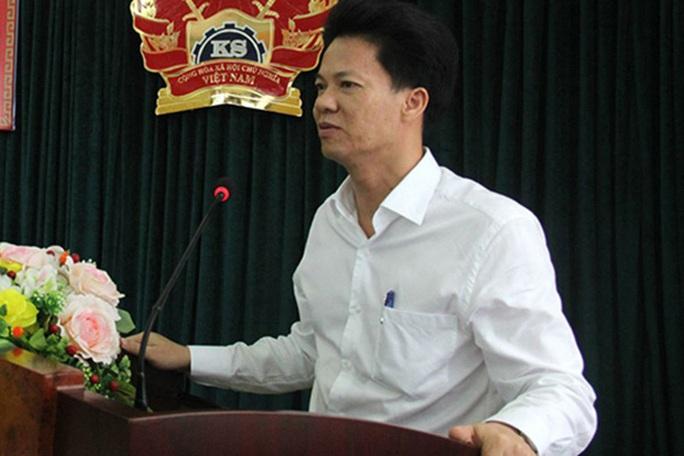 Bị kỷ luật, Bí thư Quận ủy Hà Đông chưa bị xem xét tư cách đại biểu - Ảnh 1.