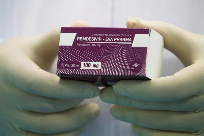 Thuốc trị Covid-19 Remdesivir có giá 3.120 USD, ưu tiên bán tại Mỹ - Ảnh 1.