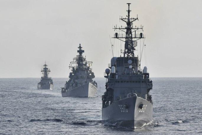 Ấn - Nhật xích lại gần nhau, gửi thông điệp mạnh đến Trung Quốc - Ảnh 1.