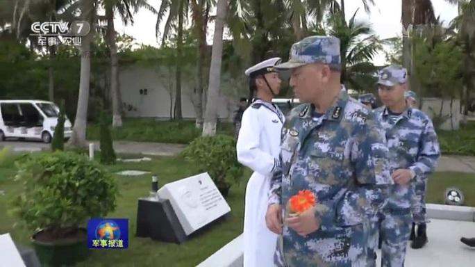 Trung Quốc bất ngờ loan tin kiểm toán cựu tư lệnh hải quân  - Ảnh 2.
