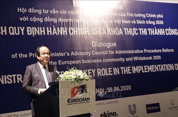 Chủ tịch EuroCham: Việt Nam đang có cơ hội vàng thu hút FDI từ công ty Châu Âu - Ảnh 2.