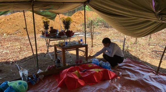 Quảng Nam: Phát hiện hố chôn tập thể 17 chiến sĩ đặc công hi sinh 50 năm trước - Ảnh 2.