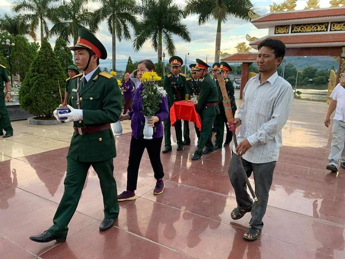 Quảng Nam: Phát hiện hố chôn tập thể 17 chiến sĩ đặc công hi sinh 50 năm trước - Ảnh 3.