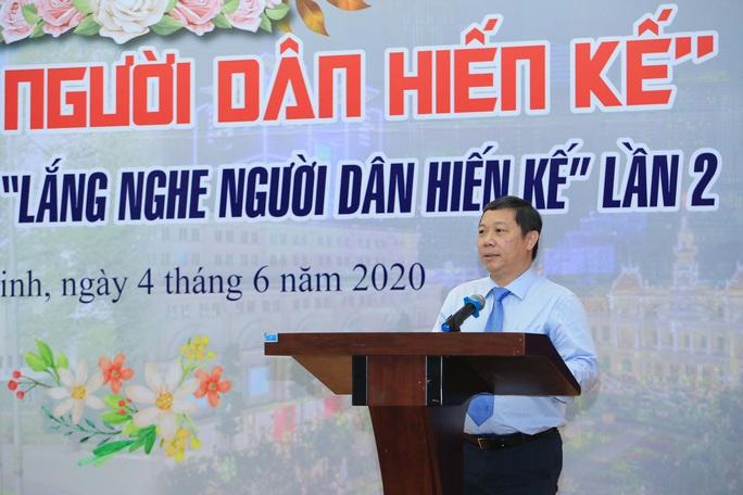 Toàn cảnh lễ trao giải cuộc thi Lắng nghe người dân hiến kế của Báo Người Lao Động - Ảnh 5.