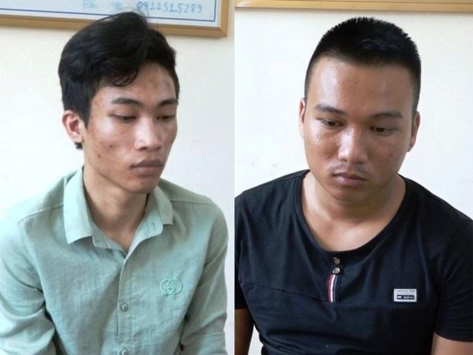Quảng Bình: Bắt 2 thanh niên hack tài khoản Facebook lừa đảo, mượn tiền - Ảnh 1.