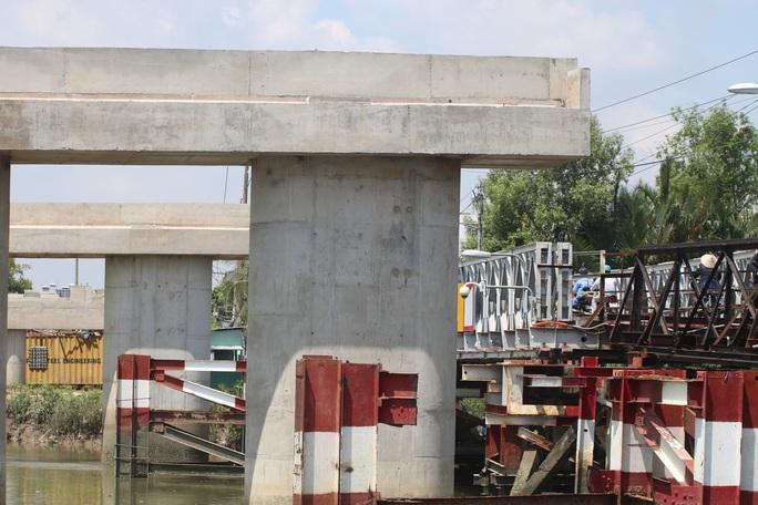 TP HCM: Xin chủ trương đầu tư công dự án cầu đường Nguyễn Khoái nối quận 1,4 và 7 - Ảnh 4.