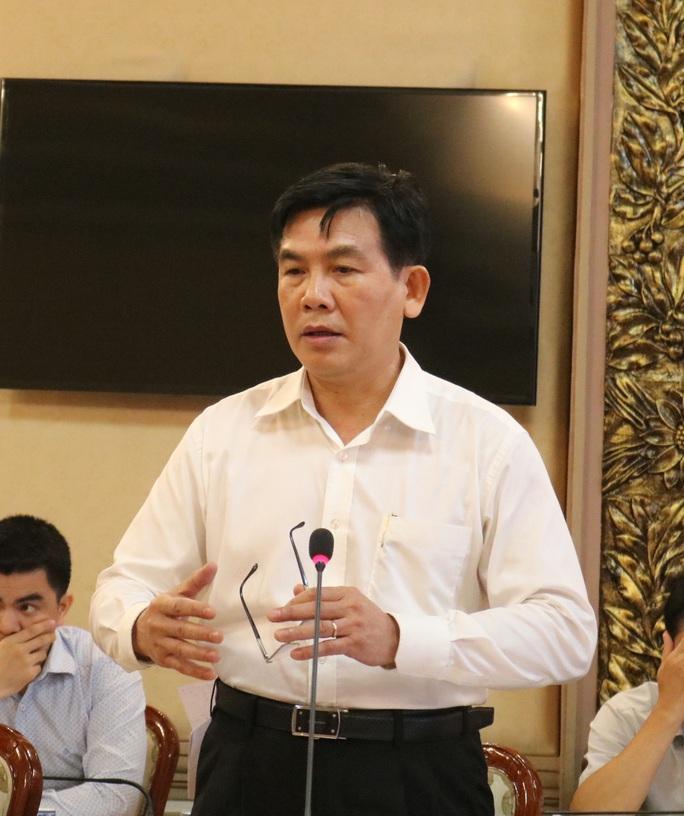 TP HCM: Xin chủ trương đầu tư công dự án cầu đường Nguyễn Khoái nối quận 1,4 và 7 - Ảnh 2.