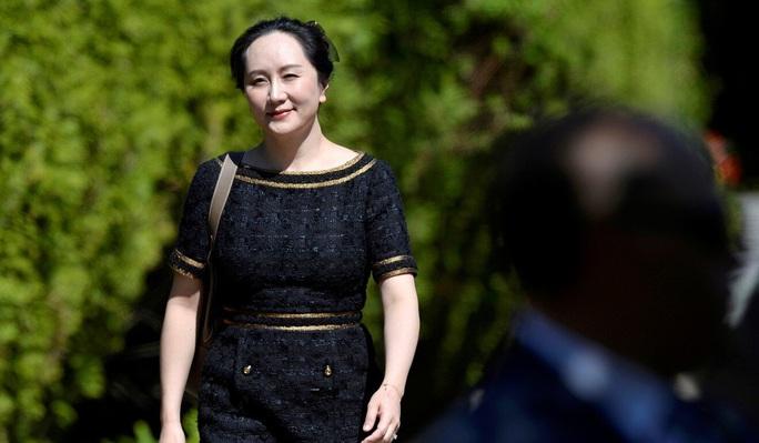 """Nhọc nhằn vụ dẫn độ """"công chúa Huawei"""" sang Mỹ - Ảnh 1."""