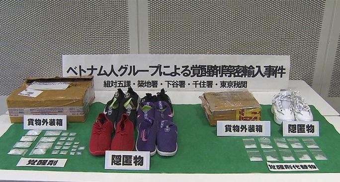 Nhật bắt nhóm người Việt buôn ma túy qua bưu điện vì Covid-19 - Ảnh 2.