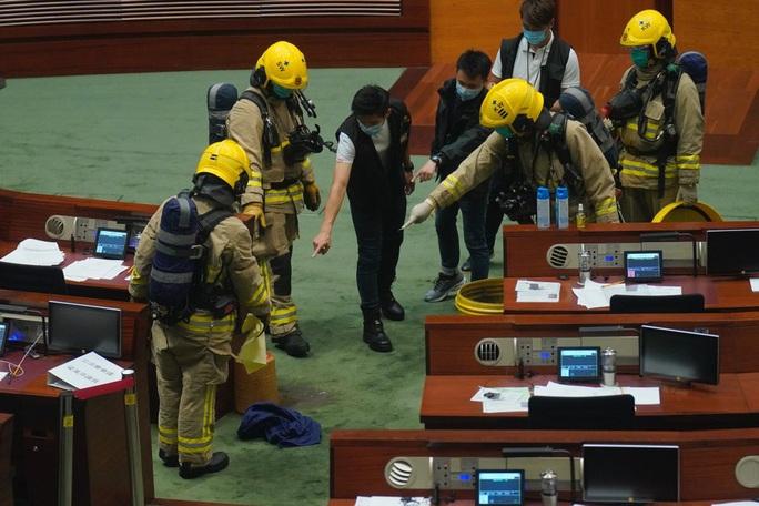 Hồng Kông thông qua luật quốc ca Trung Quốc - Ảnh 2.