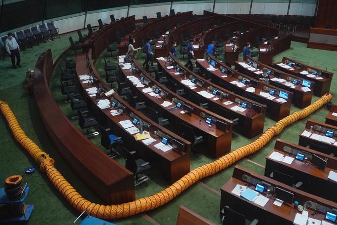 Hồng Kông thông qua luật quốc ca Trung Quốc - Ảnh 3.