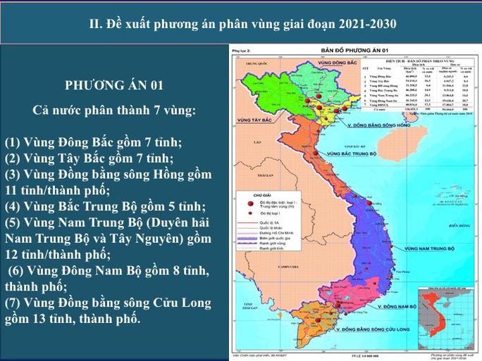 Đề xuất nhập Lâm Đồng, Long An, Bình Thuận vào vùng Đông Nam Bộ - Ảnh 2.