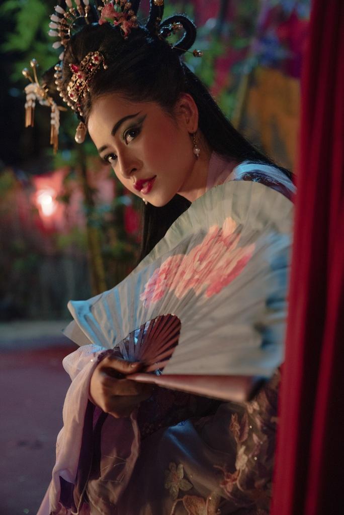 Làm MV cải lương Cung đàn vỡ đôi, Chi Pu được khen rất nhạy - Ảnh 3.