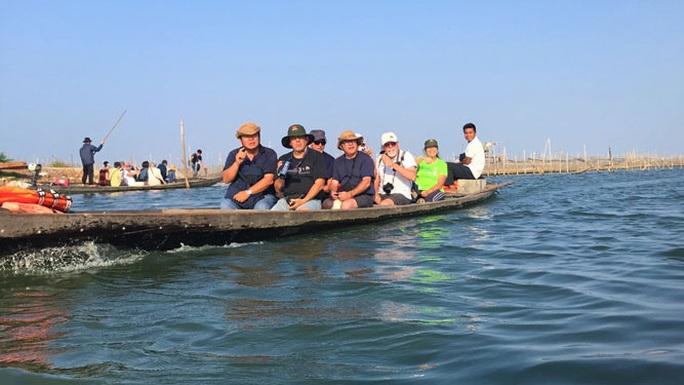 Bảo tồn khu đầm phá Tam Giang - Cầu Hai - Ảnh 1.