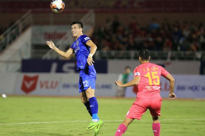 Tiến Linh tịt ngòi ở cả 3 vòng đầu V-League 2020 - Ảnh 1.