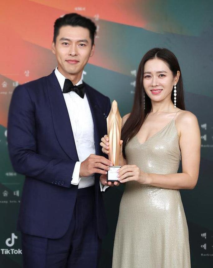 Sao nữ phim ngoại tình 19+ thắng giải Baeksang 2020 - Ảnh 6.