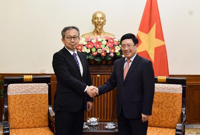 Doanh nghiệp Nhật, Mỹ quan tâm đầu tư, kinh doanh tại Việt Nam - Ảnh 1.