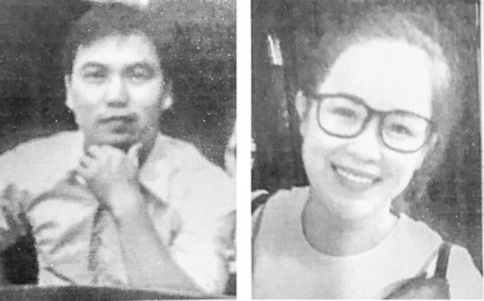 Công an quận 1 (TP HCM) truy tìm hotgirl Võ Thị Thy Ngân - Ảnh 1.