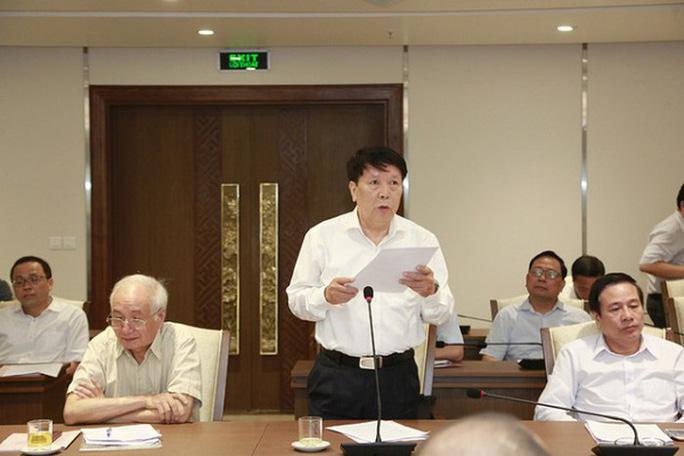 Nội thành Hà Nội đã hết diện tích mặt đất, bắt buộc phải tính đến công trình ngầm - Ảnh 2.