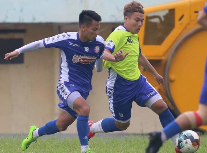 Vắng Công Phượng, CLB TP HCM vẫn còn Ronaldo Trần Phi Sơn - Ảnh 2.