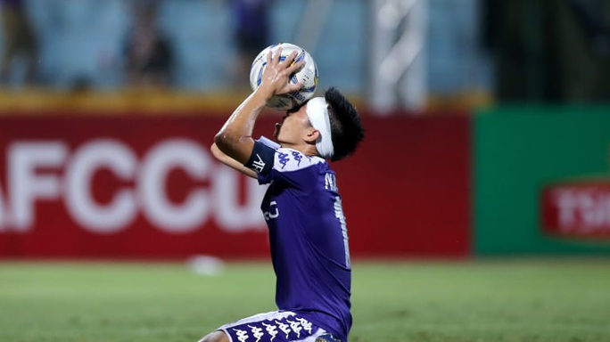 AFC dự đoán Hà Nội FC sẽ có danh hiệu vô địch V-League thứ 3 liên tiếp - Ảnh 1.