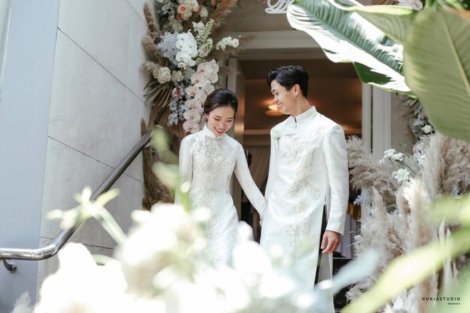 Chùm ảnh Công Phượng rạng rỡ trong ngày đính hôn với Viên Minh - Ảnh 6.