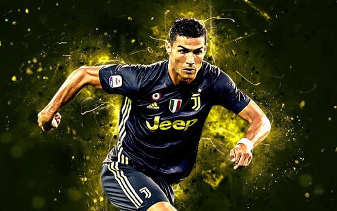 Tỉ phú bóng đá Ronaldo - Ảnh 1.