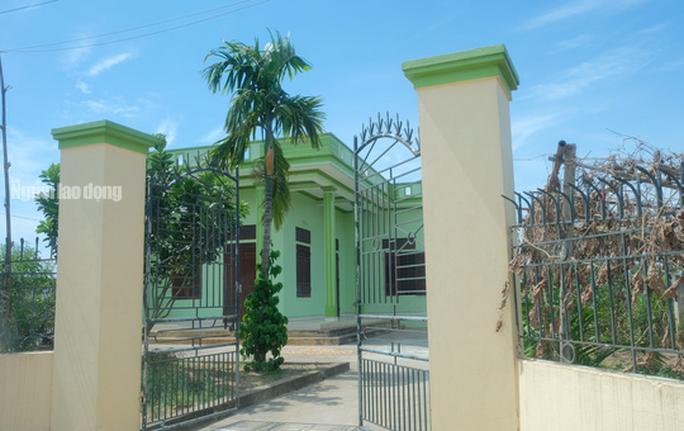 Bất ngờ với những ngôi nhà của hộ cận nghèo ở xã có 712 hộ cận nghèo - Ảnh 12.