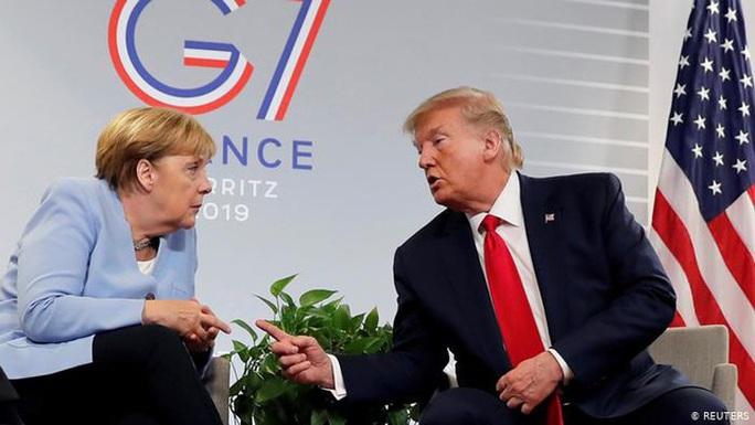"""Mỹ rút 9.500 quân khỏi Đức là """"món quà dành tặng Nga"""" - Ảnh 1."""