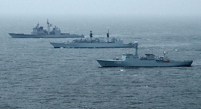 Hạm đội 19 quốc gia tham gia tập trận quy mô lớn tại biển Baltic - Ảnh 1.