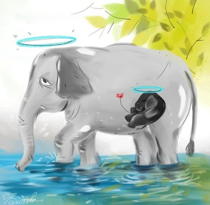 Bom mồi - vũ khí tước đi mạng sống của voi mang thai tại Ấn Độ - Ảnh 3.