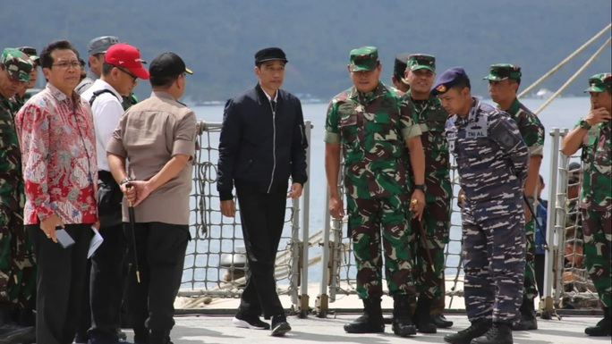 Indonesia nói không với Trung Quốc về đàm phán chuyện biển Đông - Ảnh 1.