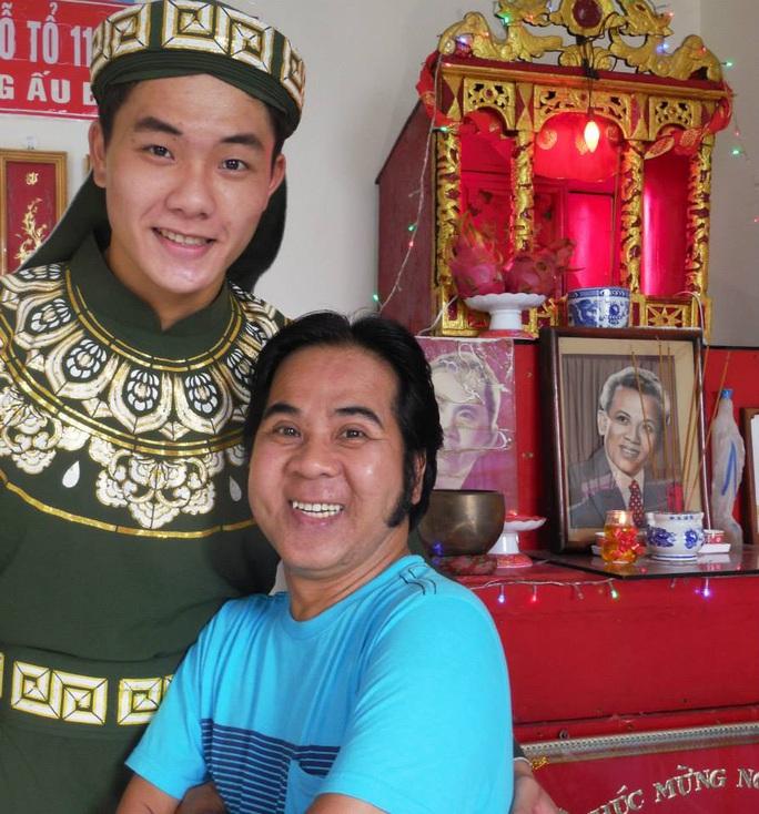 Trinh sát Nguyễn Phi Long cảnh báo án mạng ngay bên cạnh mình - Ảnh 7.