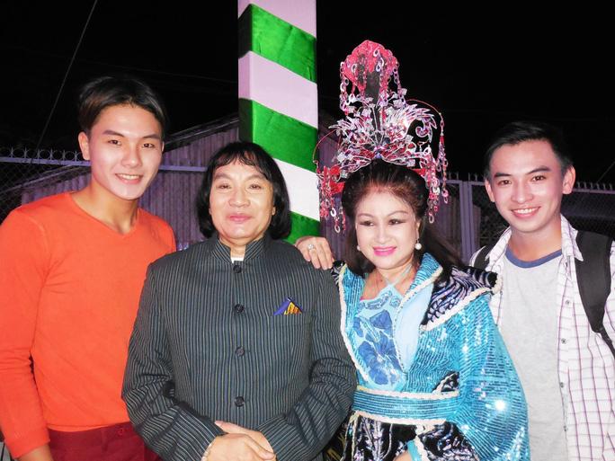 Trinh sát Nguyễn Phi Long cảnh báo án mạng ngay bên cạnh mình - Ảnh 5.