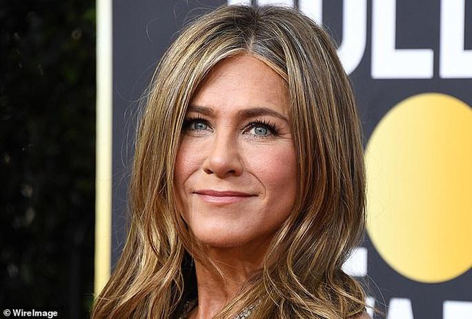 Jennifer Aniston quyên 1 triệu USD vì người da màu - Ảnh 1.