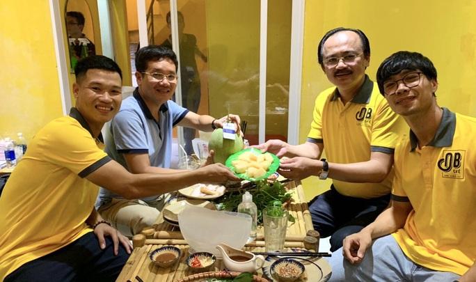 Công Phượng, Đông Triều hùn vốn mở nhà hàng, quyết không xin tiền gia đình để kinh doanh - Ảnh 3.