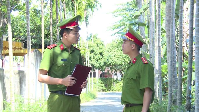 Trinh sát Nguyễn Phi Long cảnh báo án mạng ngay bên cạnh mình - Ảnh 2.