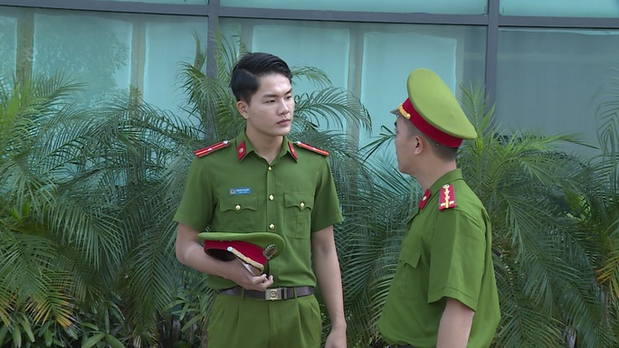 Trinh sát Nguyễn Phi Long cảnh báo án mạng ngay bên cạnh mình - Ảnh 1.