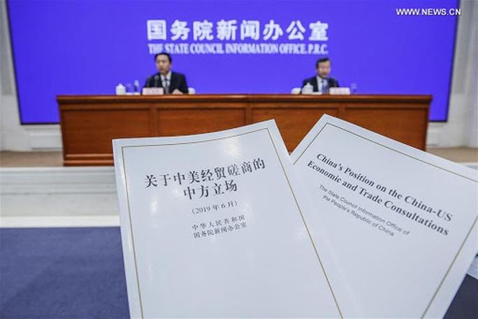 Trung Quốc công bố sách trắng về Covid-19, bác bỏ các vụ kiện cáo, bồi thường - Ảnh 1.