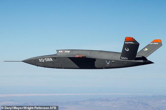 Chiến đấu cơ trí tuệ nhân tạo sẽ đấu với phi công Mỹ - Ảnh 1.