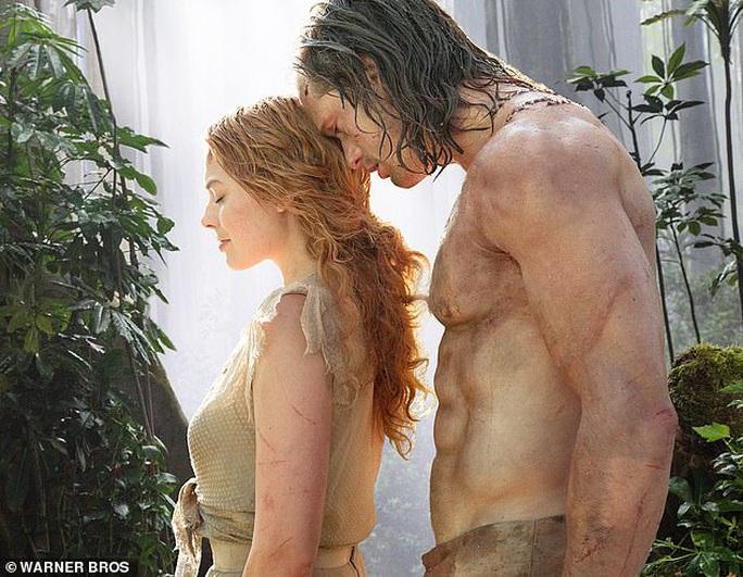 Sợ Covid-19, Hollywood thay cảnh nóng bằng CGI - Ảnh 1.