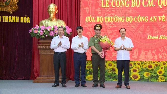 Phó Cục trưởng A05 là tân Giám đốc Công an tỉnh Thanh Hóa - Ảnh 3.