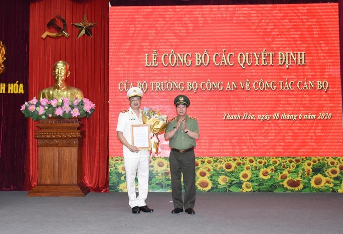 Phó Cục trưởng A05 là tân Giám đốc Công an tỉnh Thanh Hóa - Ảnh 1.