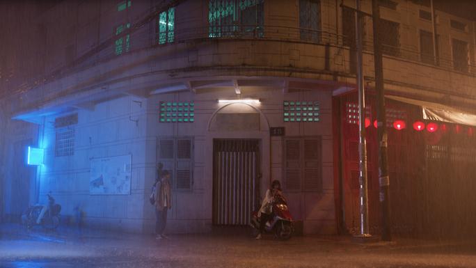 Sài Gòn trong cơn mưa lên màn ảnh rộng - Ảnh 1.