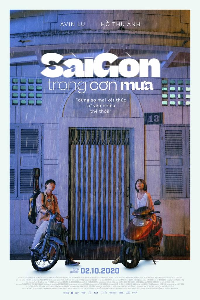 Sài Gòn trong cơn mưa lên màn ảnh rộng - Ảnh 5.