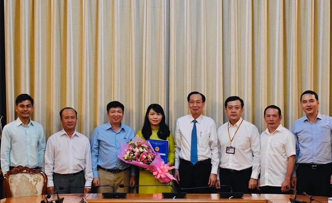 Văn phòng UBND TP HCM có thêm nhân sự lãnh đạo - Ảnh 1.