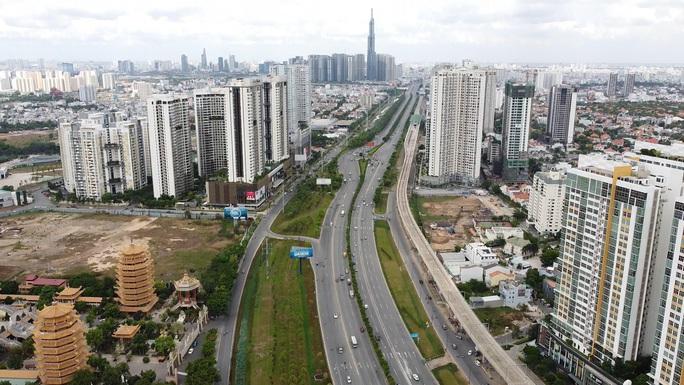 TP HCM sẽ quy hoạch lại quỹ đất quanh các nhà ga metro số 1 - Ảnh 1.