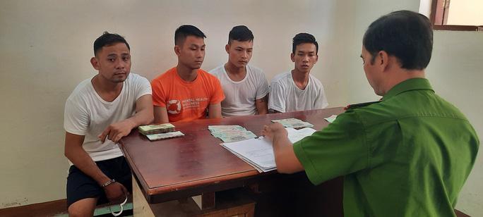 Nảy sinh lòng tham, 4 thanh niên bị hại trở thành tội phạm - Ảnh 3.